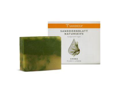 Naturkosmetik und Aromapflege mit Bio Sanddorn Kernöl und Bio Sanddorn Blätter gewachsen in den steirischen SANDICCA Sanddorngärten im Joglland in Österreich