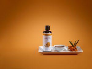 Bio Sanddorn Fruchtfleischöl aus Österreich