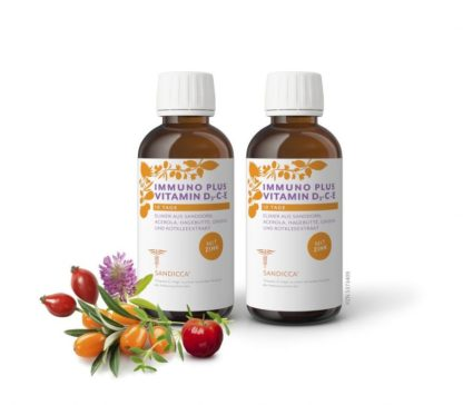 Immuno plus - 20 Tage Anwendung